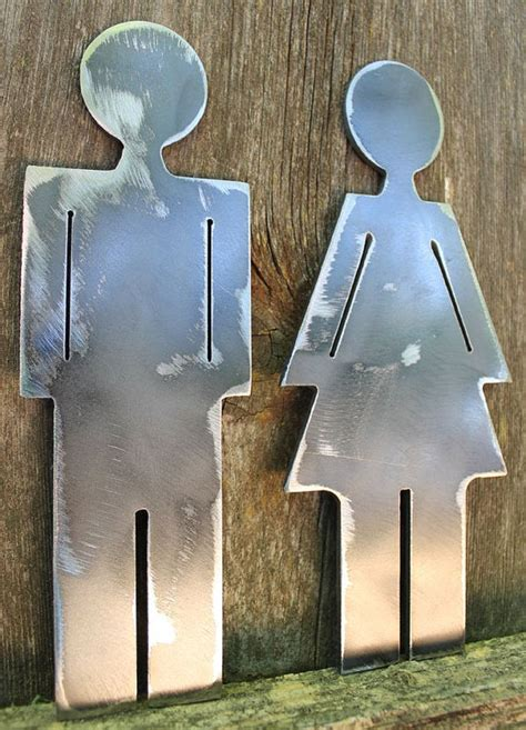 man  woman icons bathroom labels bathroom sign men