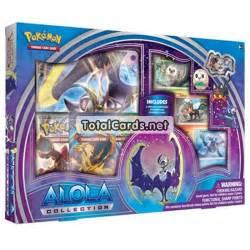 pokemon lunala gx a a collection box