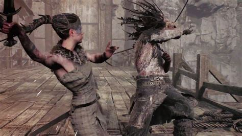 Taking A Look At Hellblade Senua's Sacrifice  Action A