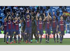 Barcelona Pique demanded his teammates romp home after