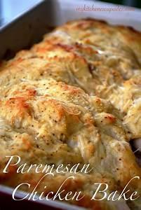 Parmesan Chicken Bake ~ Delicious Food Recipes