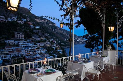 best restaurants positano il tridente at hotel poseidon positano restaurant