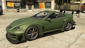 GTA 5 Online Sports Cars Chronic Crippler