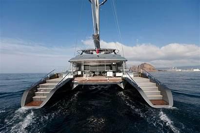 Yachts Cartouche Coast Luxury Yacht Catamarans Boat