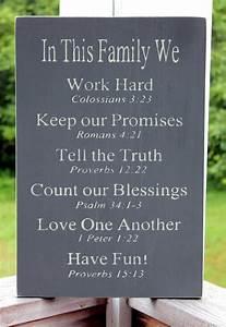 christian sign family sign religious family