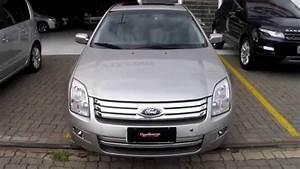 Ford Fusion Sel 2 3 16v Autom U00e1tico - 2008