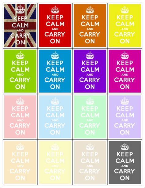 mod the sims keep calm and carry framed posters in