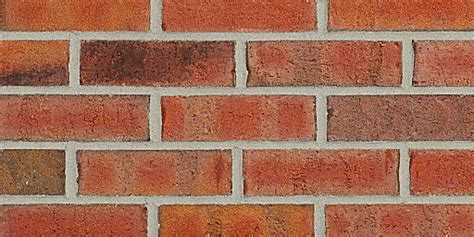 summerset extruded red glengarry brick colors samples