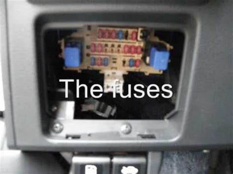 Fuse Box 2014 Versa Note by Now I Need To Where The Secondary Fuse Box Is On 2012
