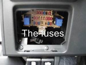 Where Are The Fuses In My Nissan Versa