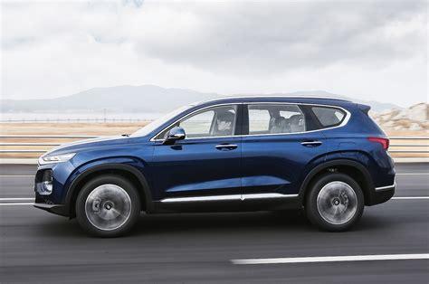 2019 Hyundai Santa Fe Koreanspec Review  Motor Trend