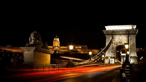 Wallpaper Chain Bridge, Suspension bridge, Budapest ...
