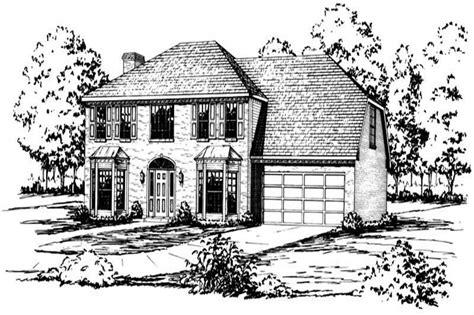 colonial home plans home design rg