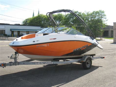 Seadoo Hits Boat by Sea Doo 180 Challenger Sp 2012 For Sale For 8 100 Boats