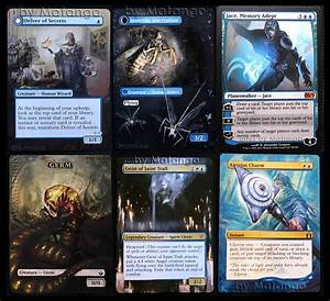 Image Gallery mtg alters