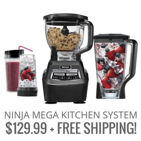 Ninja Mega Kitchen System Only $12999 Shipped