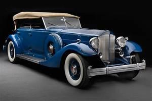 The Revs Institute 1933 Packard Twelve Sport Phaeton