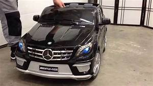 Voiture Electrique Bebe Mercedes : voiture lectrique mercedes ml63amg alsace bas rhin 67 youtube ~ Melissatoandfro.com Idées de Décoration