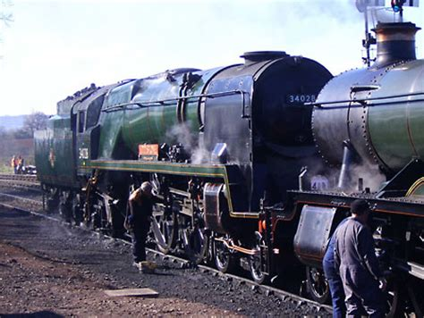 34028 Eddystone Preservation