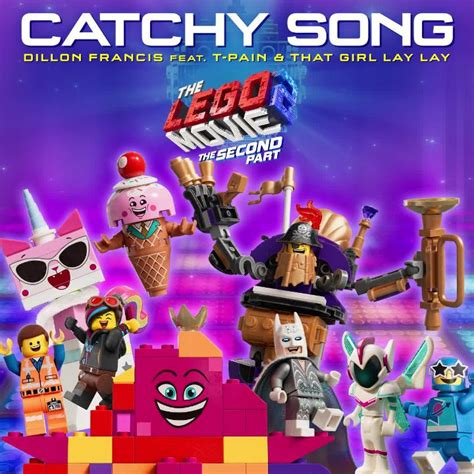 catchy song  lego      annoying