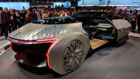 Renault Debuts The Ez-ultimo Luxury