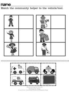 11541 community helpers pictures printables 17 best images about community helpers unit on