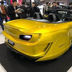 Honda S 2000 : tamon design honda s2000 bodykit looks like a flying car in tokyo autoevolution ~ Medecine-chirurgie-esthetiques.com Avis de Voitures