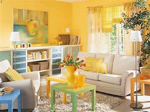 painting ideas for living room stylewhack With colour it yellow living room