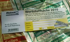 Gelbe Säcke Regensburg : ein appell an die nachbarschaftshilfe regensburg digital ~ Yasmunasinghe.com Haus und Dekorationen