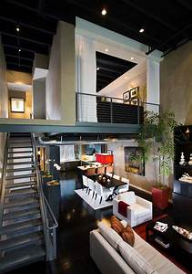 cp loft modern interior design 600 With interior design of house with loft