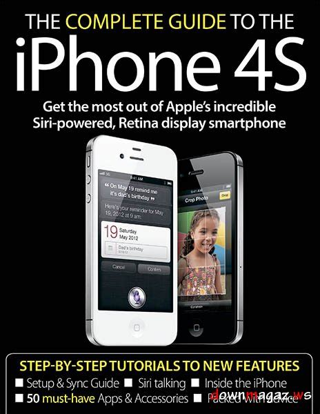 iphone 4s manual the complete guide to the iphone 4s 2013 187 pdf