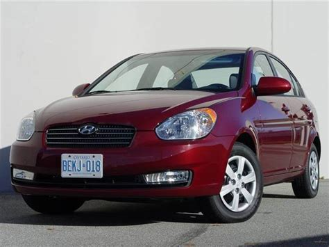 test drive  hyundai accent sedan  anniversary