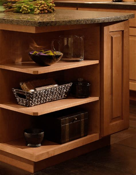 kitchen cabinet bookshelf base wall end cabinet shelves add style to your kitchen 2371
