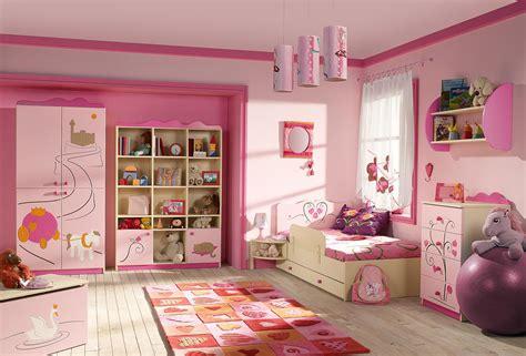 stylish pink girls bedroom interior design ideas