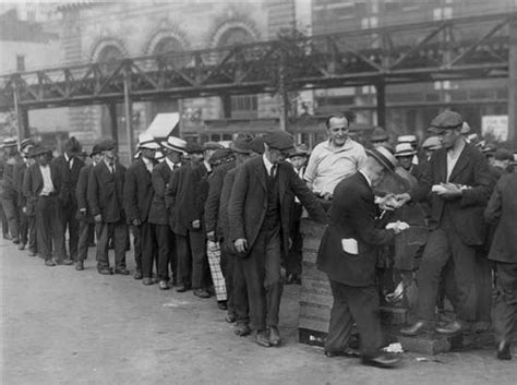 crisis pictures  great depression