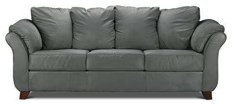 Collier Sofa  Dark Grey Leon's