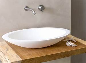 COCOON Bowl 21 Oval Wash Bowl Bycocoon