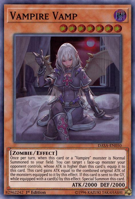vampire yugioh vamp archetypes zombie gi yu oh type qtoptens every vampires decks budget tcg wikia