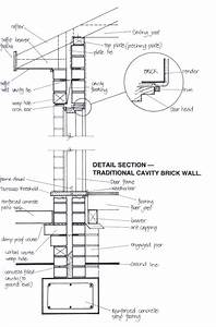 Diagram Masonry Wall Construction