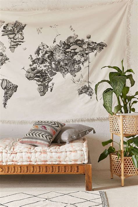 Bedroom Tapestry Uo by Armando Veve Map Tapestry Tapestry Outfitters And