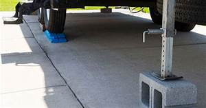 4 Tools  U0026 5 Steps To Leveling Your Rv Travel Trailer
