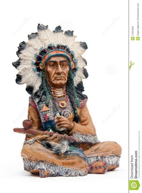 Indian Chief Image by Indian Chief Stock Photo Image Of Person Colorful
