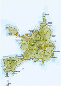 Map | Sark Island Tourism