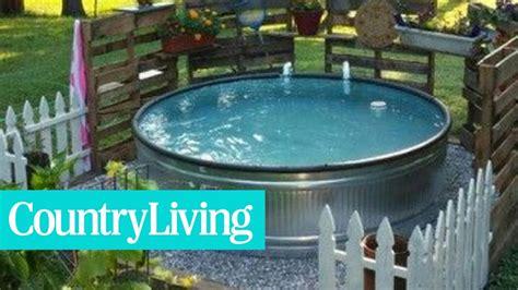 stock tank pools       rage  summer