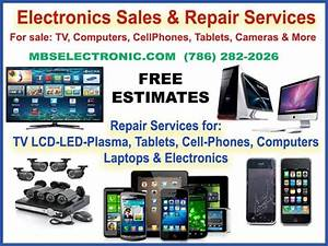 MBS Electronic - Riparazione cellulari - 9551 NW 79th Ave ...
