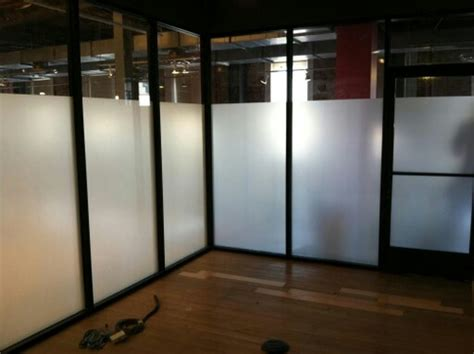 tinted frosted film  glass inpro concepts design