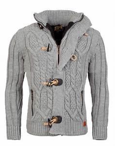 Veste En Laine Homme : veste homme cardigan veste homme hiver gilet cardigan ~ Carolinahurricanesstore.com Idées de Décoration