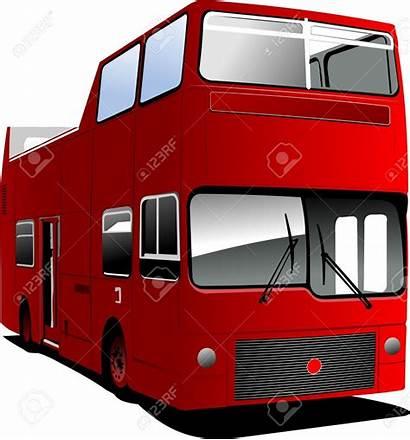 Bus Clipart Open London Vector Tour Clipground