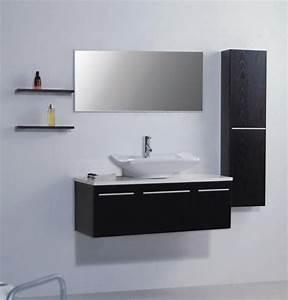 salle de bain meuble lidano meuble salle de bain With meuble de salle de bain contemporain