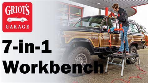 griots garage    workbench youtube